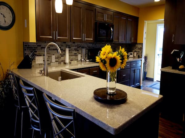 Cultured Granite Countertop