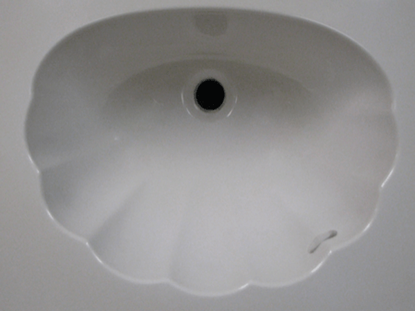 Clam Shell Style Sink